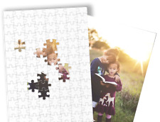 Personalized A4 magnetic jigsaw puzzle 126 pieces with box Gift