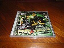 Sincere Sosa & A-WAX - PyreX Music Rap CD - G-Dinero C-Murder Yung Cavi Gonzoe