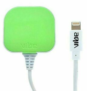 iPhone Lightning Mains Charger Cable compatible with Most iPhones (Vibe)