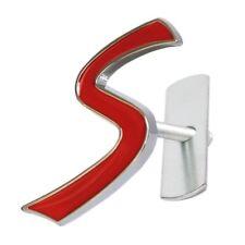 Stemma Badge Emblema Scritta Logo S MINI COOPER S SD ONE CABRIO CLUBMAN PACEMAN