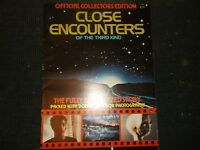 Vintage SCI-FI Magazine CLOSE ENCOUNTERS of the THIRD KIND/1978/Official Coll.