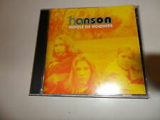 Cd   Hanson  ‎– Middle Of Nowhere