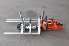 "24"" Chainsaw Mill, Turn Chainsaw Into A Lumber Mill, Clamp - On"