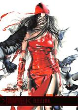 ELEKTRA / Marvel Greatest Heroes (2012) BASE Trading Card #27