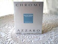 Azzaro Chrome. Eau de toilette, 100ml spray