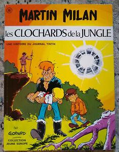 Les Clochards de la Jungle (Martin Milan) (French Edition) by Godard (1973)