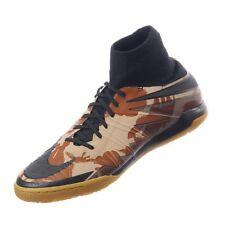 Nike HypervenomX Proximo IC CAMO Dessert Khaki Tan Brown Black Men's Sz 10 Shoes