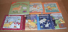 Lot of 7 Martha Speaks Hardcover Books by Susan Meddaugh NEW