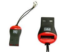Mini Card Micro SD Kartenleser SDHC USB Adapter Lesegerät Reader Leser