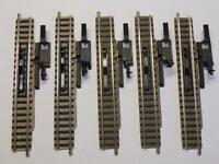 FLM PICCOLO 9114 manuelles Entkupplungsgleis 5 Stück (34759)