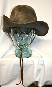 Conner Handmade Australian Aussie Outback Hat XL