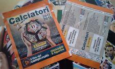 BUSTINA IL FILM DEL CAMPIONATO (C20-C25)CALCIATORI PANINI  2017-18  4° uscita! !