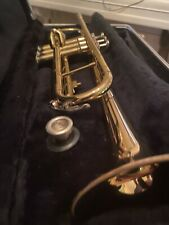 Selmer Trumpet with Case + Mouthpiece