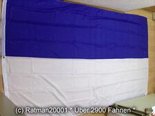 Fahnen Flagge Schützenfest Blau Weiss - 150 x 250 cm