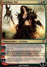 Sarkhan Vol - Arpenteur - Magic mtg -