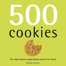 500 Cookies By Wendy Sweetser hardback  2005