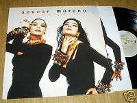 LP SPAIN AZUCAR MORENO MAMBO GYPSY DANCE FEMALE