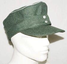 WWII WW2 GERMAN WH EM Officer M43 field PANZER WOOL panzer FIELD CAP hat SIZE XL