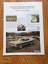 1973 Chrysler Town & Country Wagon vs 1941