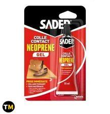 COLLE CONTACT NEOPRENE GEL - COLLE NEOPRENE 55 ML SADER HAUTE QUALITE