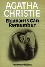 Elephants Can Remember (Poirot) by Agatha Christie (Hardback, 2009)