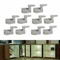 LED Closet Light PIR Bewegungsmelder Schrank Wandleuchte Schrank Küchenschr O2P7