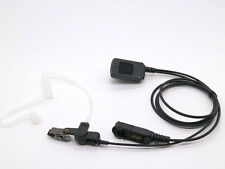 Waterproof PTT Covert Acoustic Earpiece Motorola Radio XPR3300 E8600 DP2400