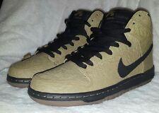 Nike Zoom Air SB Dunk Mens Shoes Size 9.5 Paper Bag
