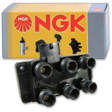 1 pc NGK Ignition Coil for 1990-2011 Ford Ranger 3.0L 4.0L V6 - Spark Plug qd