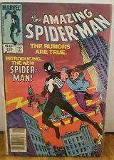 Amazing Spider-Man #252 (1984, Marvel) 1st Black Costume, See Pics