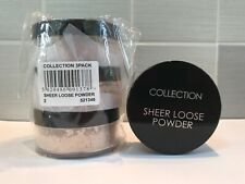 Collection Sheer loose powder. 1 Barely There - Packs of 3.