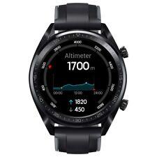 Huawei Watch GT Sport Smartwatch schwarz Fitness Sportuhr Aktivitätstracker