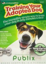 Training Your Adopted Dog (DVD) - NEW & SEALED