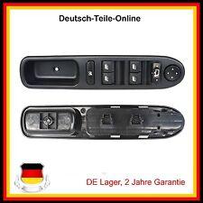 Schaltelement Fensterheber Schalter Für Peugeot 307 CC 3B vorne links 6554KT