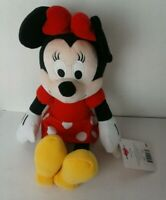 Kohls Cares Minnie Mouse Plush Doll Toy Disney 90th Year Anniversary New