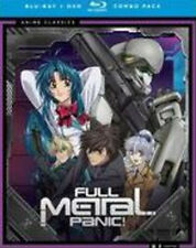 Full Metal Panic: The Complete Series - Classic (2015, Blu-ray NUEVO) (REGION A)