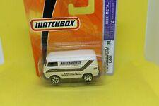 Matchbox No 31 Volkswagen Delivery Van with Automotive Parts and Service decals