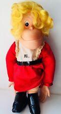 Vintage PG Tips Polly Monkey Doll  Soft Chimp Brooke Bond Tea