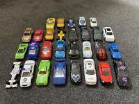 Diecast & Plastic Toy Car Bundle Job Lot - Featuring X29 Cars! Kids Toys