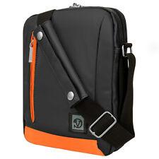 Orange/Grey Tablet Shoulder Bag Case for iPad Pro 9.7 /Dell Venue 10 Pro 10.1 in
