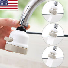 360° Rotat Faucet Moveable Kitchen Tap Head Faucet Water Saving Filter Sprayer