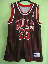 Maillot Basket Bulls Chicago Champion #23 Michael Jordan Vintage Jersey - XXL