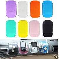 Car Magic Anti-Slip Dashboard Sticky Pad Non-slip Mat Holder For GPS Cell Phone