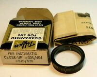 24mm Tiffen Close up Macro lens filter for Instamatic #304 404 S10 20 series IV