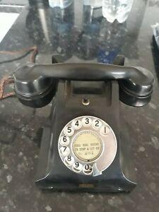 Bakalite Seimens Phone