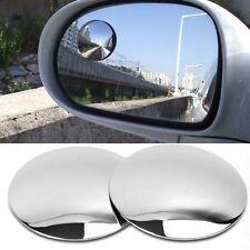 Cardeco Slim círculo punto ciego Espejo Sl Lente De 50,8 Mm 2 piezas conjunto para todos los coches