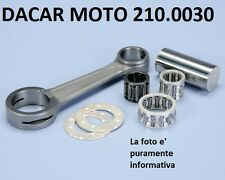 210.0030 BIELA ESPECIAL 85 MM ALBA MOT POLINI GILERA CORREDOR 50 - SP - POGGIALI