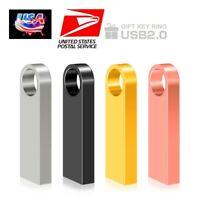 USA - (10 Pack) USB Flash Drive Memory Stick Pen Jump U Disk, 1GB, 4GB, 8GB LOT