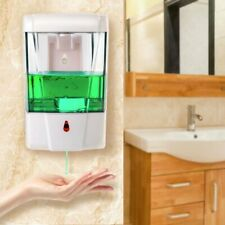 650ml Automatic Electric Touchless IR Sensor Soap Liquid Dispenser for Bathroom