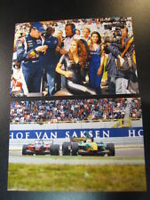 Photo Minardi Team USA 2007 #14 Robert Doornbos (NED) Assen 2007 2x